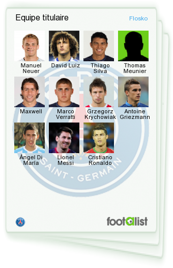 Equipe titulaire