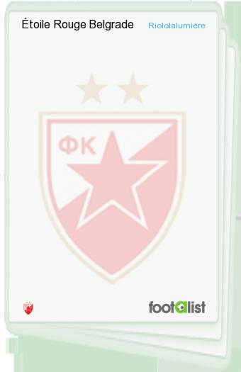 Étoile Rouge Belgrade